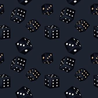 3d 주사위 원활한 패턴