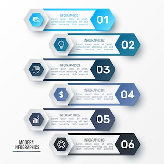 3d infographic template  . business data visualization. abstract elements. creative concept for infographic.