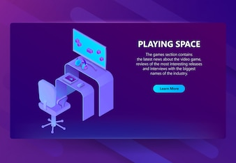 3d isometric gaming site, entertainment news
