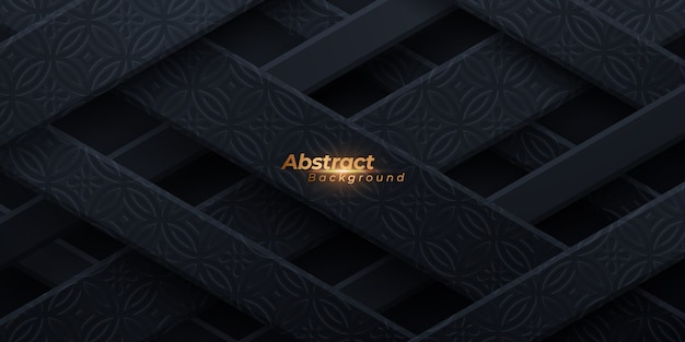 3d luxury background with textured pattern.