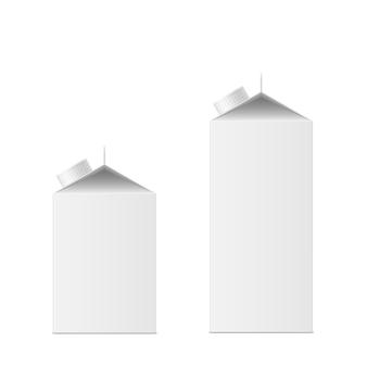3d milk or juice box
