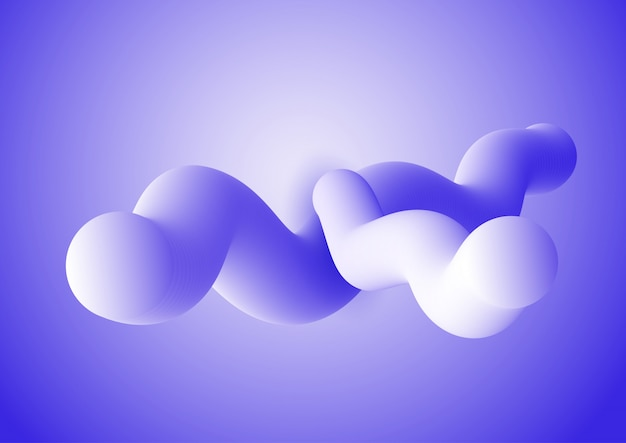 3d motion background