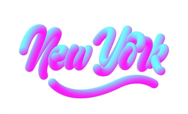 3d new york