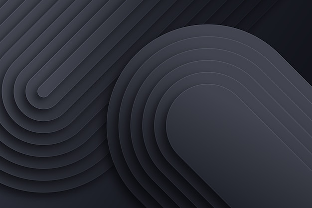 3d бумага стиль соблазнительный дизайн в слоях