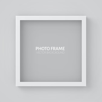 3d picture  square frame