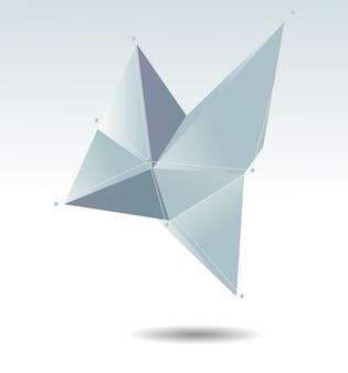 3d polygonal object design