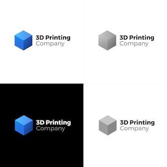 3d print logo brand