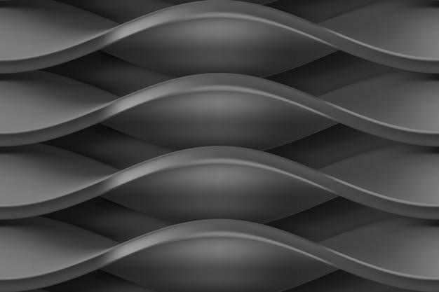 3d бесшовные геометрический рисунок
