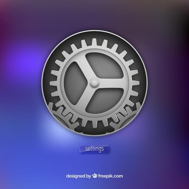 3d settings app