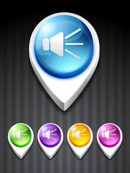 3d sound icon