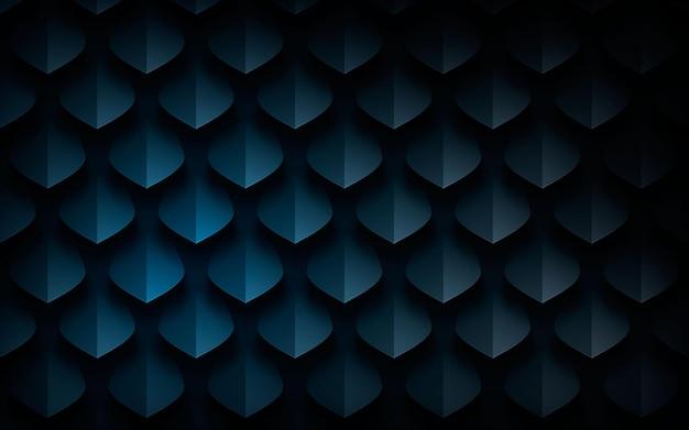 3d texture black background modern pattern