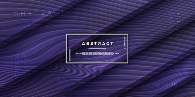 3d текстурированный темно-фиолетовый фон с роскошным стилем