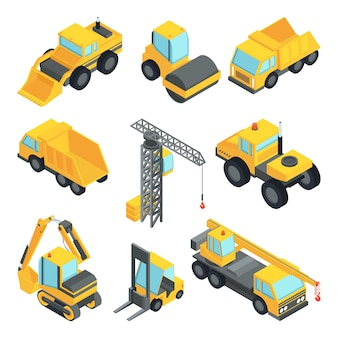 3d transport for construction industry