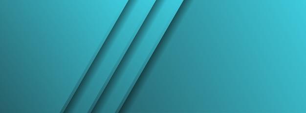 Абстрактный фон с 3d геометрической формы