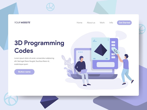3dプログラミングコード