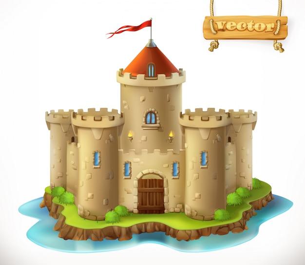 Замок, 3d