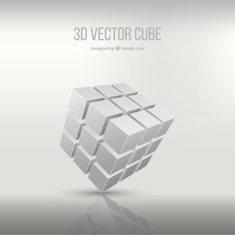 3dキューブ