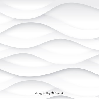 Белая 3d бумага стиль фона