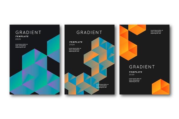 Гексагональной 3d формы покрытия на темном фоне