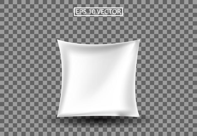 Подушка 3d иллюстрации