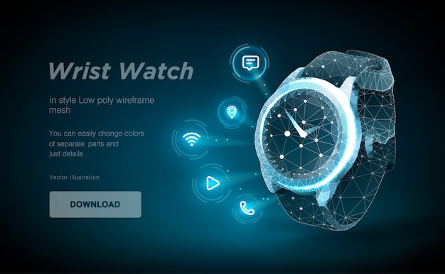 3d腕時計