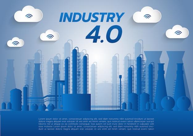 業界4.0のコンセプト