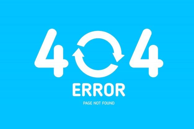 404  error not found page