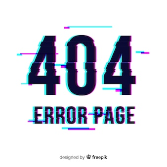 404 error page background