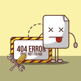 404 오류 페이지를 찾을 수 없습니다