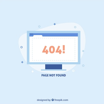 404 с белым экраном