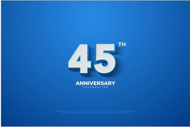 45-летие с появлением 3d-номеров.