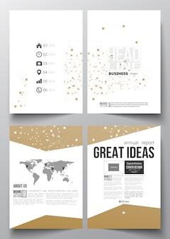 А4 шаблоны для брошюры, флаера