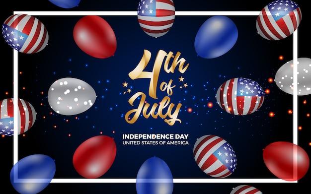 С днем 4 июля независимости июля америки