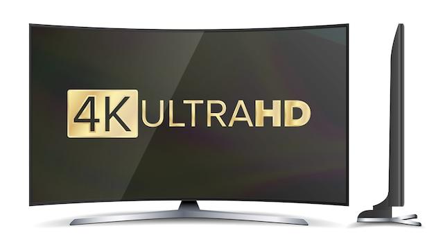 4kテレビ画面