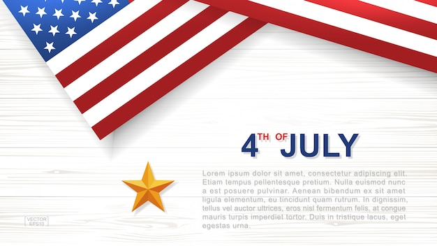 4th of july - background for usa(united states of america) independence day.