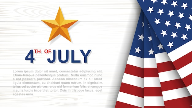 4th of july background.
