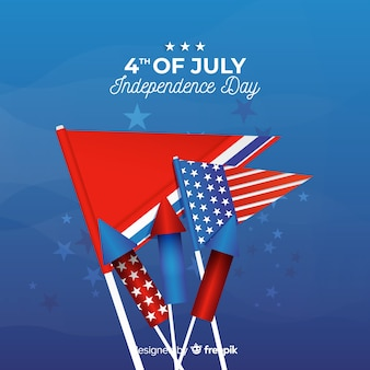 4th of july - independence day background
