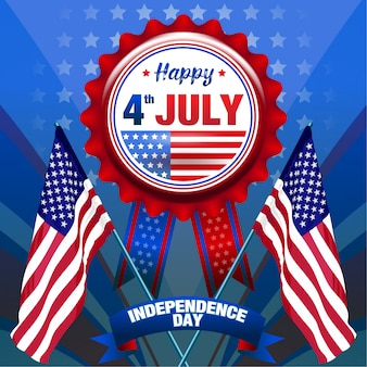4th july independence day greetings