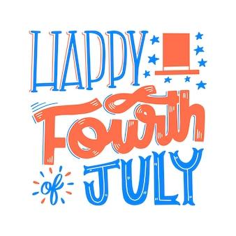 Тема дня независимости 4 июля