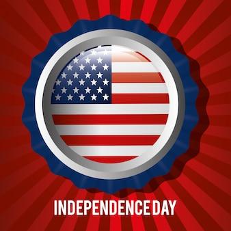 4th july independence day usa celebration