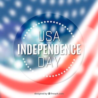 4 июля фон с американским флагом