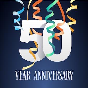 50 years anniversary celebration