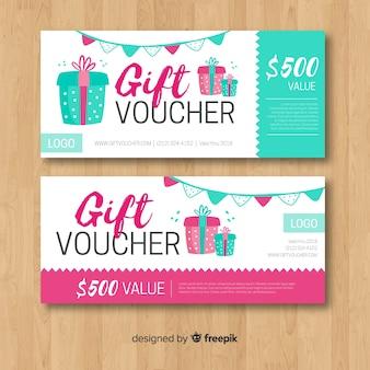 500$ gift voucher
