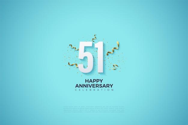 51-я годовщина