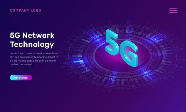 5g 네트워크 기술, 등각 개념