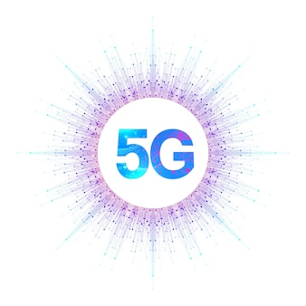 5g network wireless systems illustration