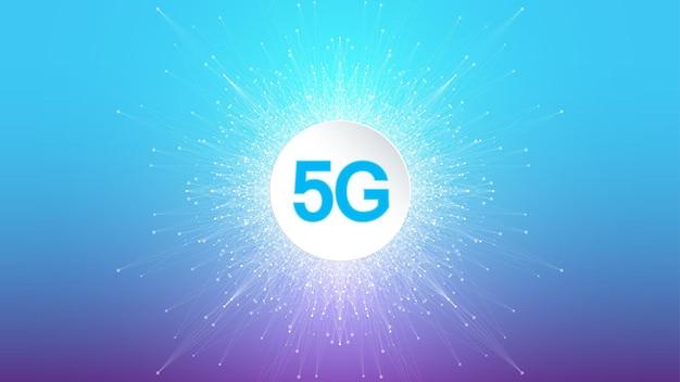 5g 네트워크 무선.