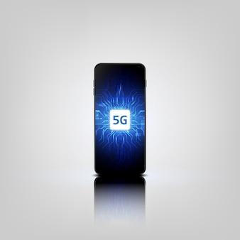 5gの新しいワイヤレスインターネットwifi接続。