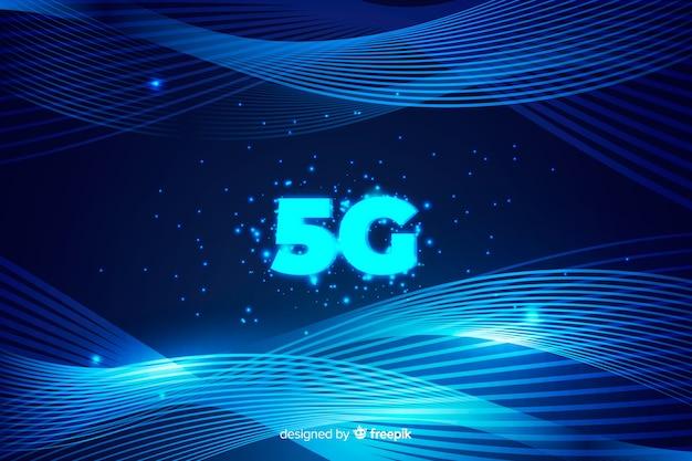 5gコンセプトの背景と曲線