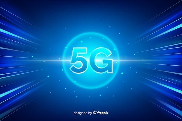 5gテクノロジーの背景